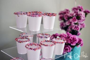 Flowers and Sprinkles