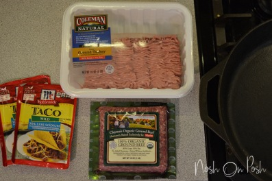 Meat and Seasoning