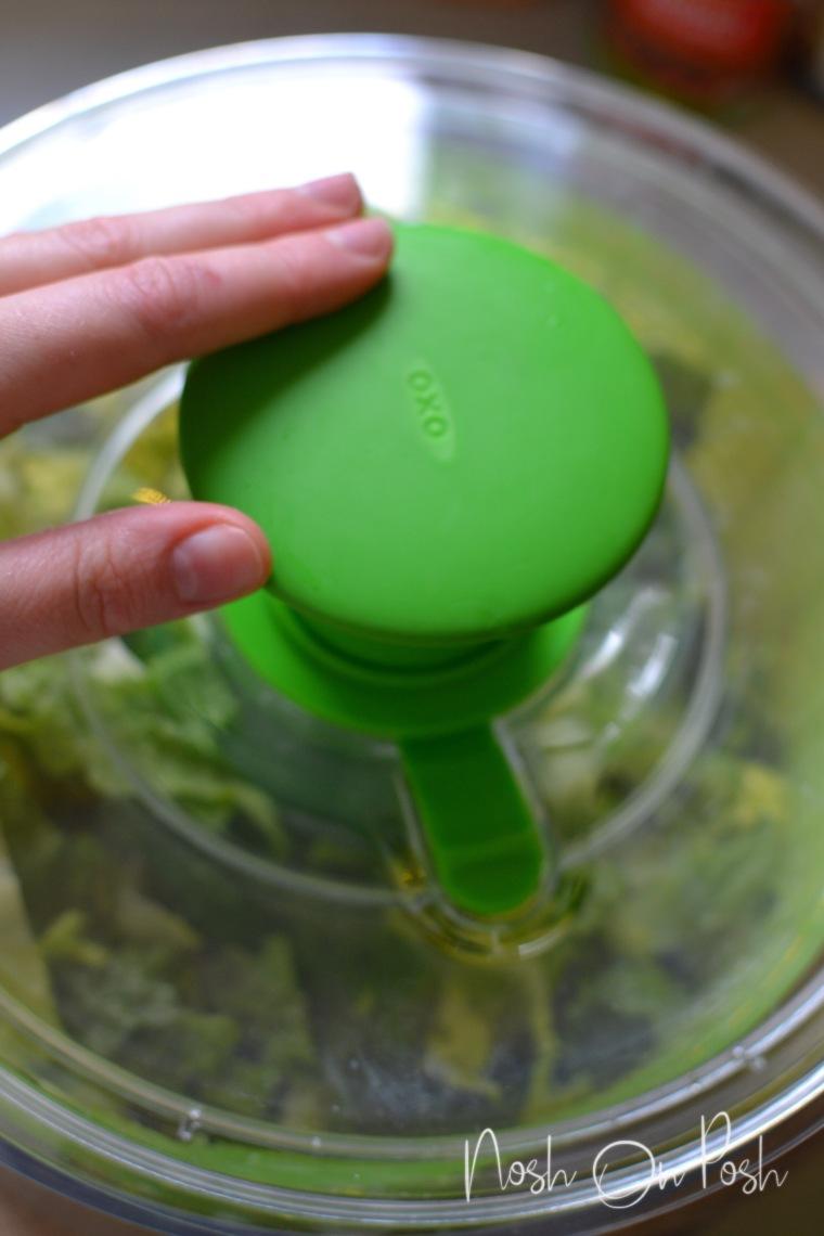 OXO Lettuce Spinner