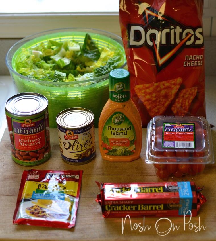 Taco Salad Ing