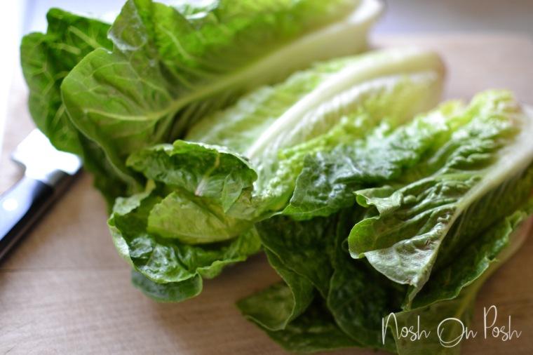 Washed Lettuce